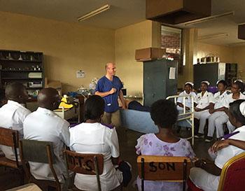 Nursing in Zambia 3