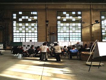 Staff and students go international for Zurich workshop